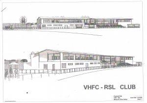 New RSL/VHFC development plans