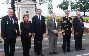 Victor Harbor RSL officials