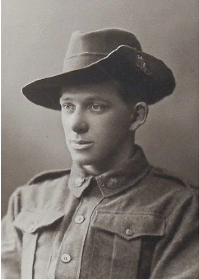 AYLIFFE, Frank Keith (Army 259), studio portrait