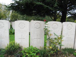 (6) BATTYE, Albert Wilkinson (s_no 3020), grave