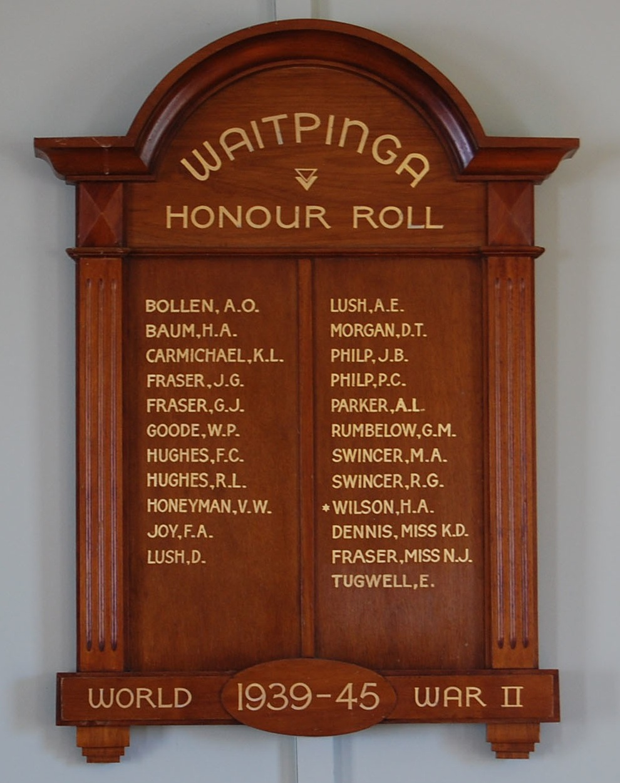 (2) DENNIS, Kerris Daphne (SF113151), Waitpinga Honour Roll copy