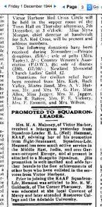 (8) The Times 1 Dec 1944 Ned Hammatt promoted copy